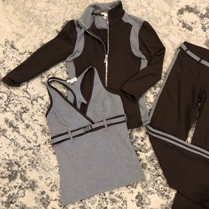 ph8 Other - Like New! 3 pc Workout Outfit Set | Kiana